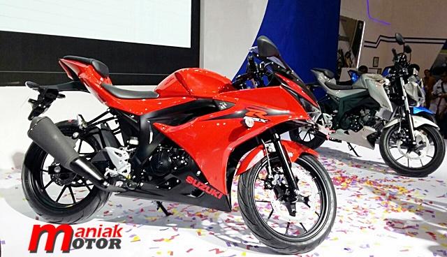 Suzuki, GSX-150R, World, Premier, IMOS, Jakarta