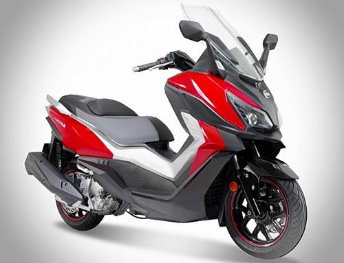 Motor, sym, cruisym 300i, Taiwan, Indonesia