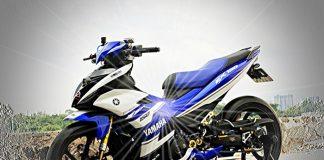 Yamaha, MX King, VVA, Vietnam