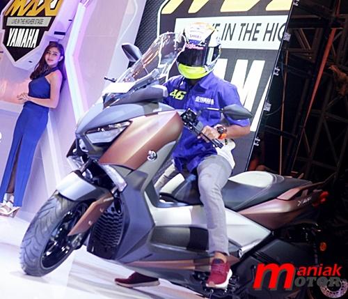 Yamaha, MAXI, Nmax, Tmax, Skutik, premium, indonesia