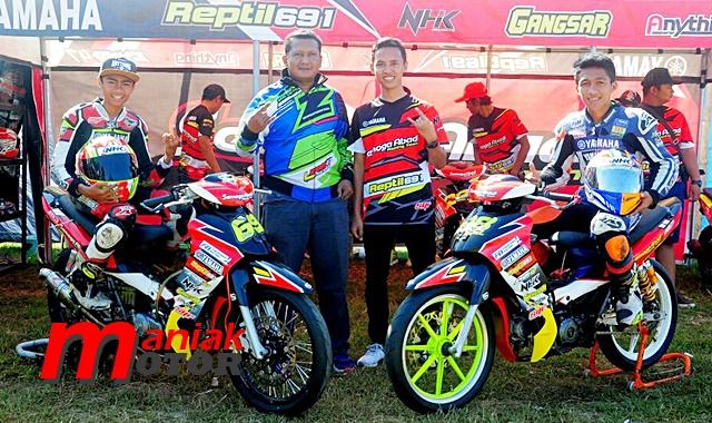 Road race, YCR, OMR Yamaha, Tulungagung, Chafid