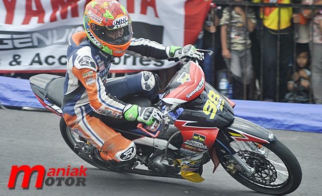 YCR, Road race, OMR, Tulungagung