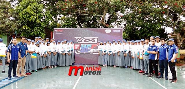 Yamaha, YCR, Tulungagung
