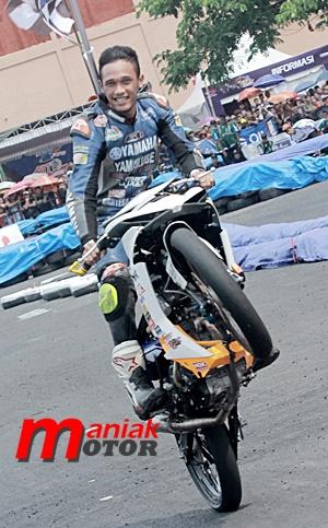 Road race, Yamaha, YCR, Tulungagung