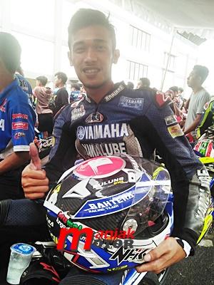 Road race, Ymaha, YCR, Tulung agung