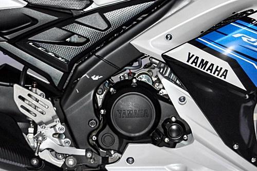 Yamaha, R15, Teknologi VVA, India, yamaha