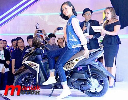 Yamaha, Mio, Nmax, Pasar
