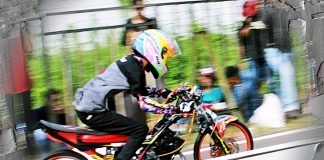Drag Bike, Gerry Precil, Jatim, Mac23