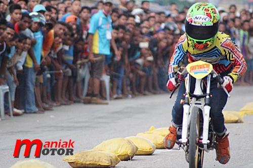 Drag Bike, Waingapu, Sumba, Erick Lodong