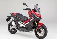 Honda, adventure, crossover