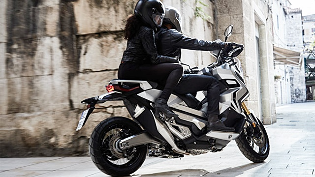 Honda, Adventure-crossover, X-ADV