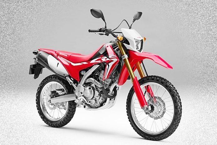 Honda, AH< Trail, 250L, Indonesia