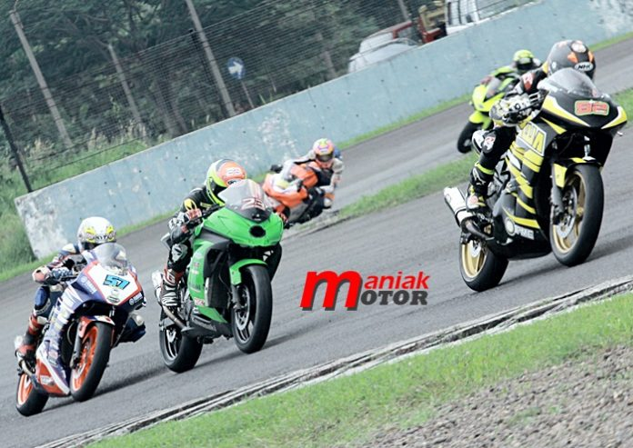 Road race, IRS, Sport 250cc, Sentul, Bogor