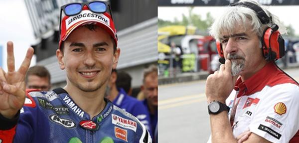 Motogp, Lorenzo, Gigi