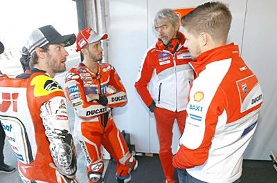 MotoGP, Valencia, tes, fairing