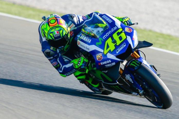 Rossi, Motogp, Valencia, tes