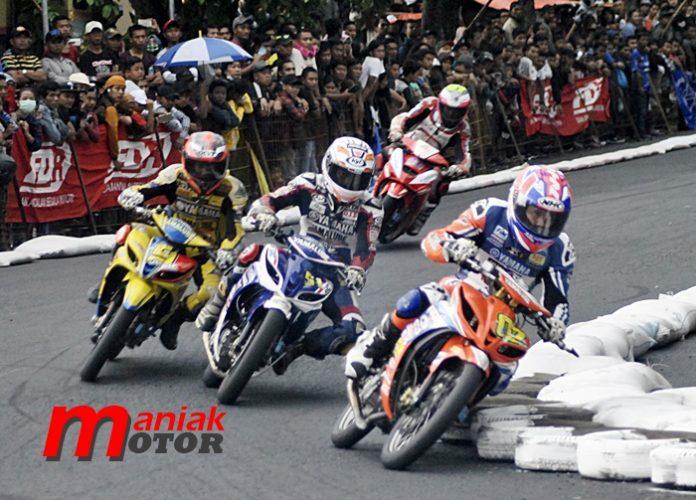 Road race, motoprix, MP2, Wonogiri