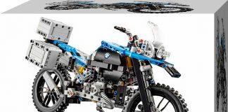 BMW, Motorrad, LEGO, mainan, RS1200GS
