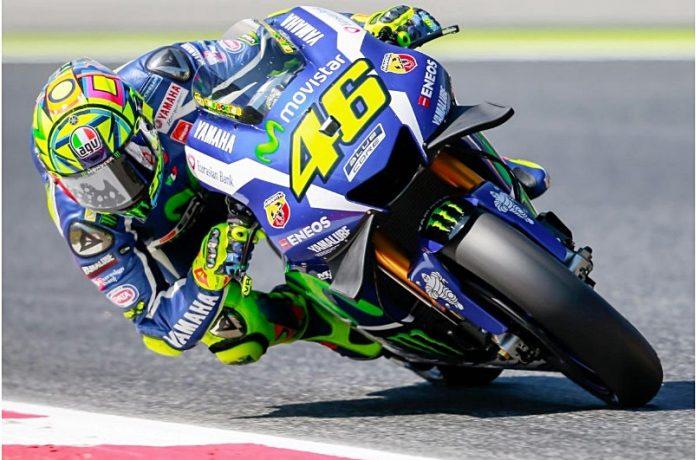 Rossi, Valencia, Motogp