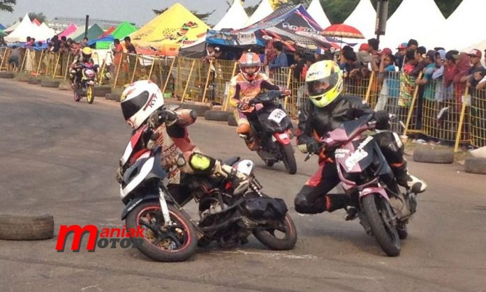 Road Race Karawang 2016