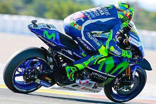 Motogp, tes, valencia, Rossi