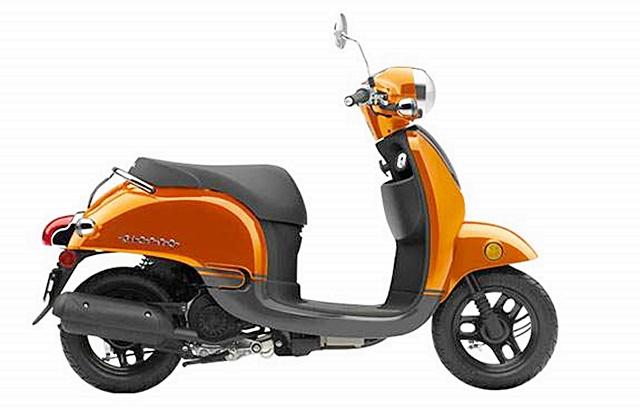 Honda, Giorno, Yamaha, Motor, listrik