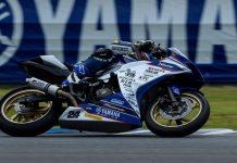 Yamaha R25 juara ARRC 2016