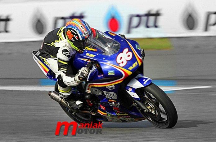 Road race, ARRC, Buriram, Thailand, Galang, Imanuel