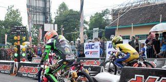 Dragbike, AHRS, Klaten, Jhon PK