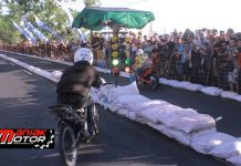 Drag Bike Malang Desember 2016