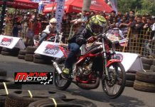 Proliner drag bike