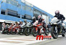 Honda, sentul, fun race, Jakarta