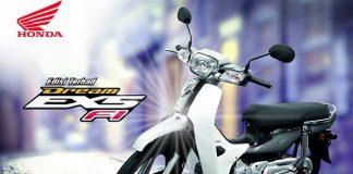 Honda, Bebek, EX5i, Dream,Malaysia