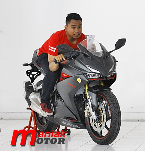 Honda, Yogya, Fun race, Jateng