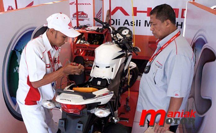 Honda, Vietnam, Kontes, Indonesia