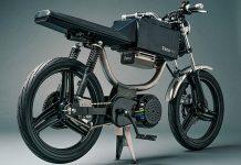 Moped, MM, Amerika, abad 21