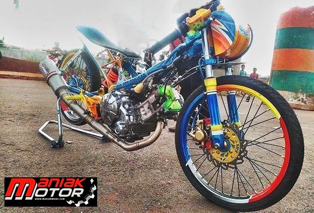 MX King Drag Bike