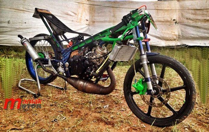 Ninja TU 155 Drag Bike