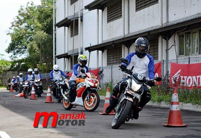Wahana, Honda, safety riding, Jakarta