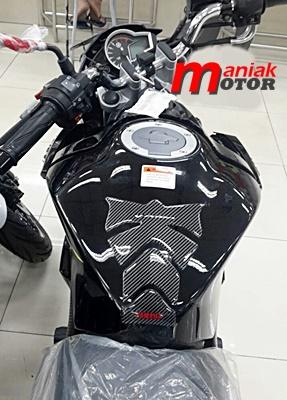 Yamaha, new Vi-Xion, 6 aksesori