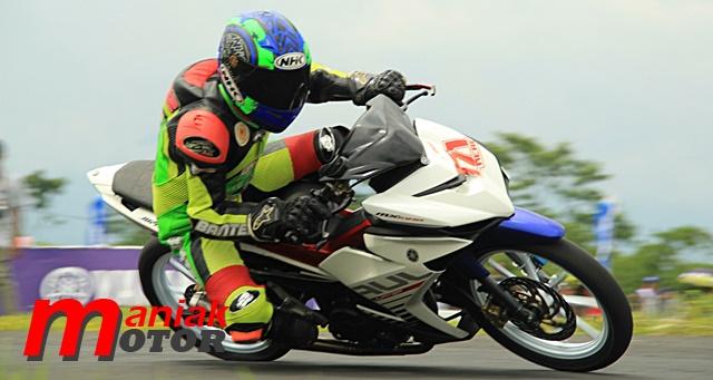 Yamaha, YCR, Tasik, Bukit Peusar, Final