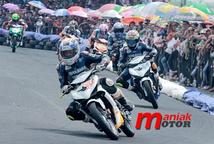 YCR, Yamaha, Tasik, Jabar, Sulung