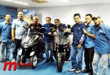 Yamaha, YRFI, Munas, Patauri
