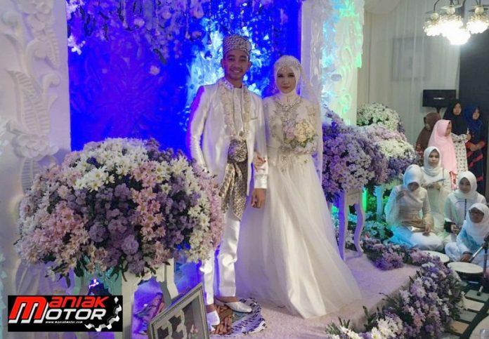 yuhhistira-menikah