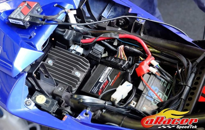 aRacer ECU RC2 Super