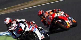 Fernando Alonso vs Marc Marquez di MotoGP
