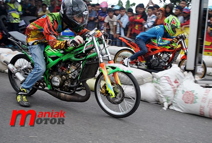 Dragbike, GDS, Purwodadi, Gerry Percil