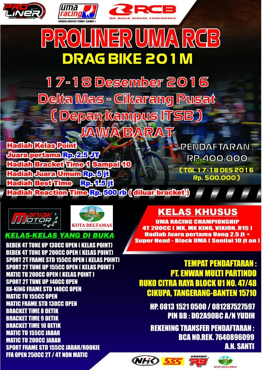 Drag Bike ManiakMotor