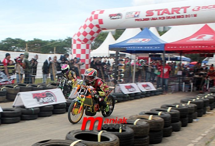 Dragbike, Deltamas, Proliner, Rully PM