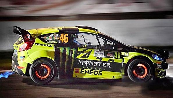 Rossi,Reli, Monza, Italia, Monster